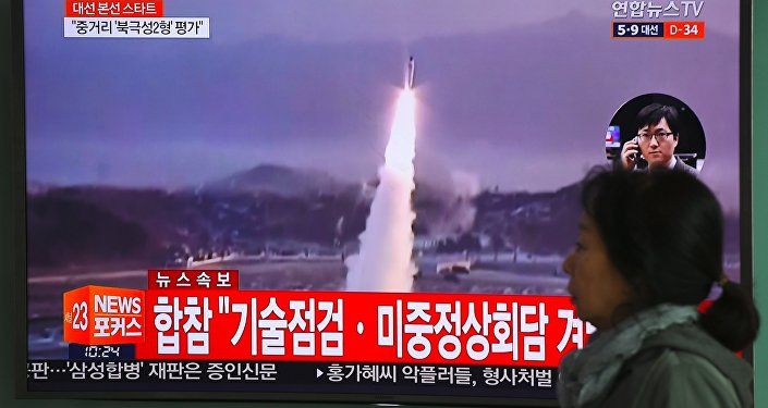 Трамп отреагировал на еще одну попытку запуска ракеты КНДР