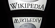 Логотип Википедия