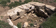 На Черноморском побережье найден античный алтарь