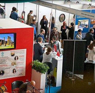 საერთაშორისო ტურისტულ გამოფენაში ათობით ქართულმა და უცხოურმა კომპანიამ მიიღო მონაწილეობა