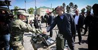 საქართველოს პრემიერ-მინისტრა ქართველ სამხედროებს პროფესიული დღესასწაული მიულოცა