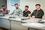 Пресс-конференция группы Bani