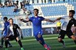 Футбольный матч Торпедо (Кутаиси) – Динамо (Тбилиси) 0:2
