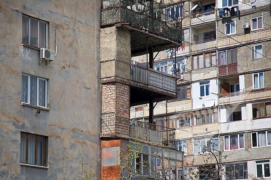 მიშენებები საცხოვრებელ სახლზე თბილისში