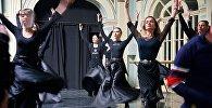 Эрисиони: легенда грузинского танца