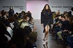 Показ новой коллекции AVTANDIL на открытии новой Недели моды Mercedes-Benz Fashion Week