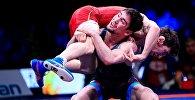 Вольная борьба. Владимир Хинчегашвили победил на чемпионате Европы