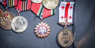 Медали Николоза Чарашвили