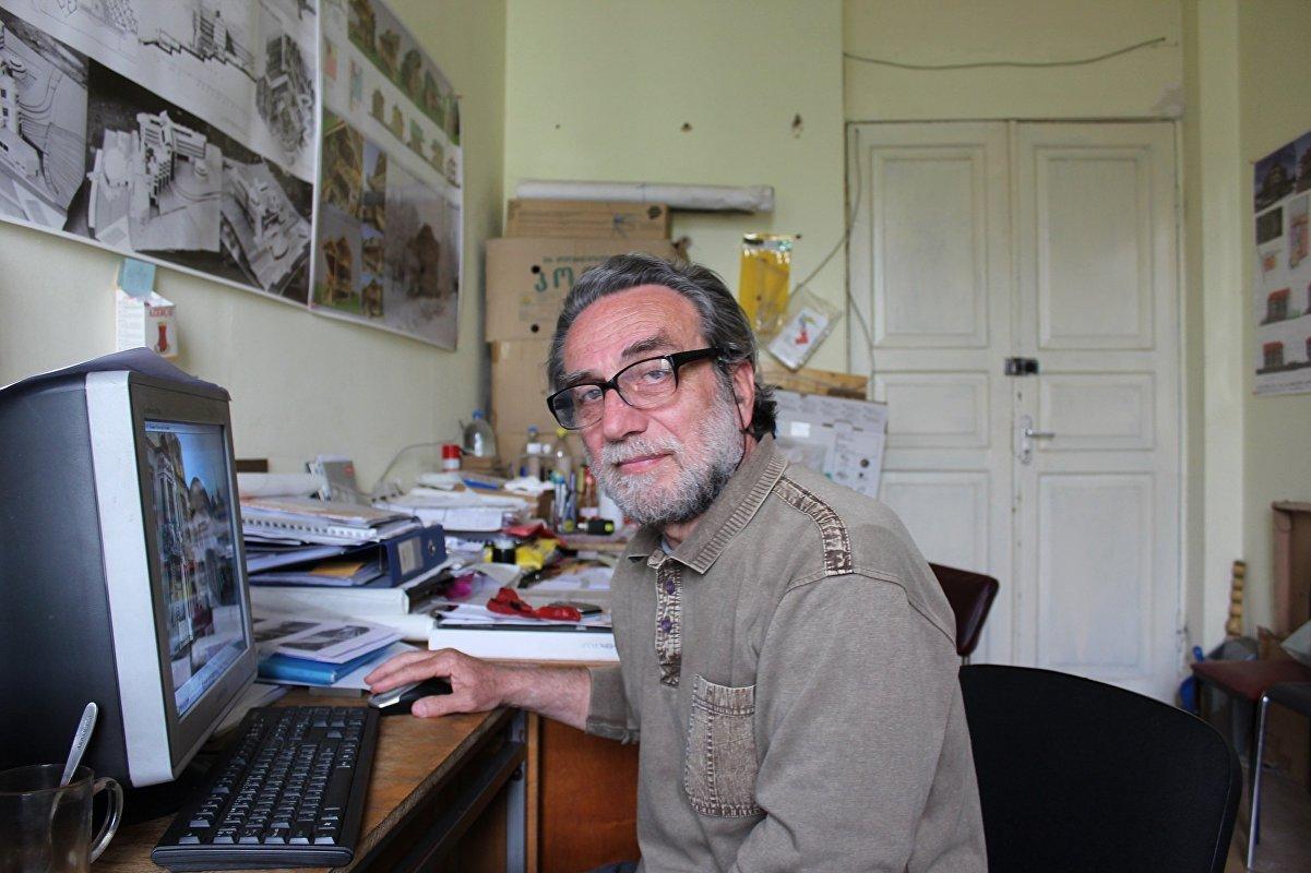 Архитектор Автандил Сумбулашвили