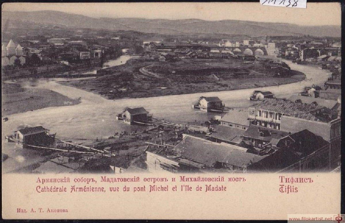 Водяные мельницы на Пески, Тифлис
