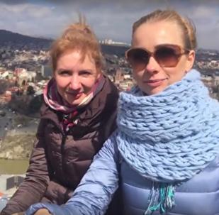 Тбилиси глазами туристов