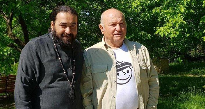 Лужков прокомментировал свое попадание в«черный список» Грузии