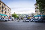 Ситуация у Навтлугского рынка в столице Грузии