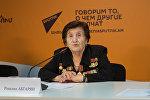 Видеомост, посвященный Дню Победы в Великой Отечественной войне. Розалия Абгарян