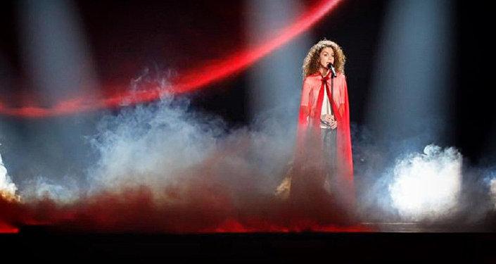 Грузинская певица Тамара Гачечиладзе