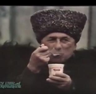 ვიდეოკლუბი: ამერიკელების მიერ საბჭოთა საქართველოში გადაღებული პირველი რეკლამა