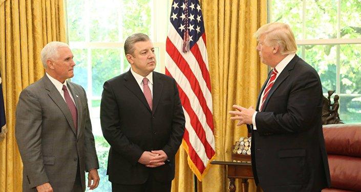 Трамп выразил надежду насохранение отношений сГрузией