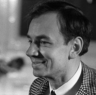 Русский поэт, прозаик, художник Андрей Вознесенский