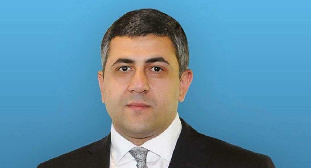 Посол Грузии в Испании Зураб Пололикашвили