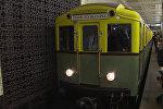 В Москве реконструировали первый день работы метро
