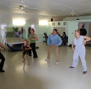 ცეკვის თერაპია