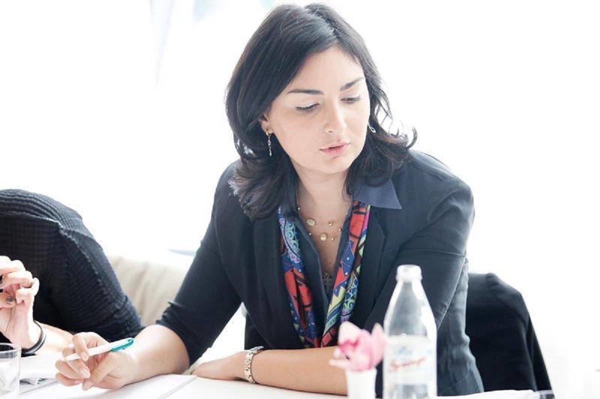 Бывший председатель Департамента туризма Грузии Майя Сидамонидзе