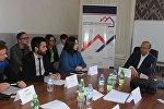 Круглый стол Конфликты Ближнего Востока - кризис в Сирии в Тбилиси