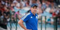 Футбольный тренер Леван Хомерики