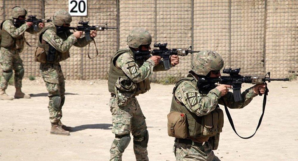 Минобороны: Грузия продолжит выполнять миссию в Афганистана
