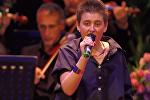 Лизи Церетели выступила на sanremoJunior 2017