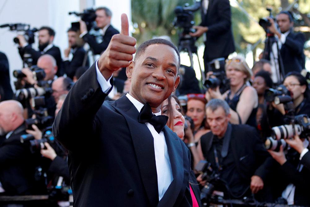 Актер и продюсер Уилл Смит вошел в жюри основного конкурса Каннского фестиваля в этом году. Он заявил, что привнесет в жюри афроамериканскую точку зрения