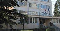 Сухумский государственный университет в Тбилиси