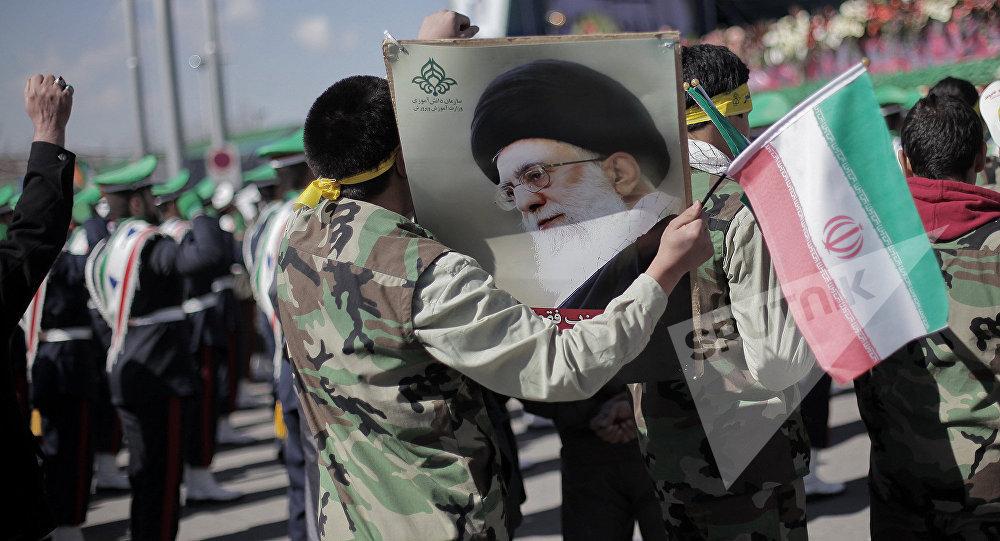 ისლამური რევოლუციის წლისთავის აღნიშვნა ირანში