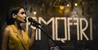 Певица Саломе Коркоташвили - Salio