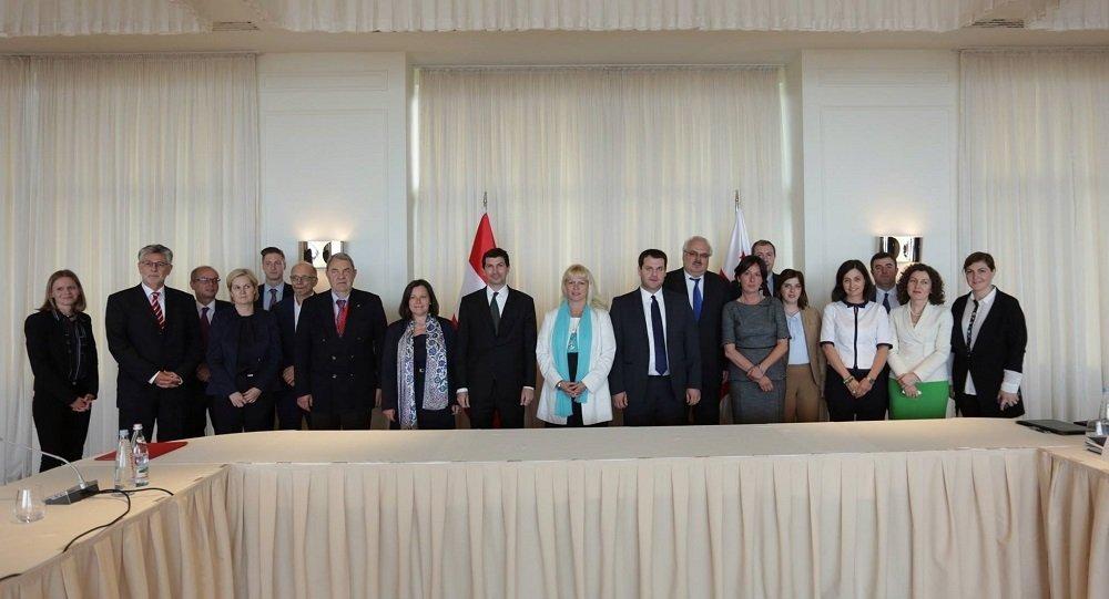 Грузино-австрийская межправительственная комиссия по экономическому сотрудничеству