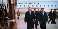 Премьер Грузии Георгий Квирикашвили отправился в Иорданию