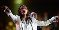Лидер группы Aerosmith Стив Тайлер