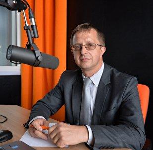 Пресс-секретарь Минспорта Владимир Нестерович