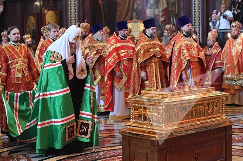 правильной московские храмы где есть мощи николая чудотворца Станислав Ярушин