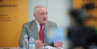 Теймураз Шашиашвили: надо определить грузинские интересы