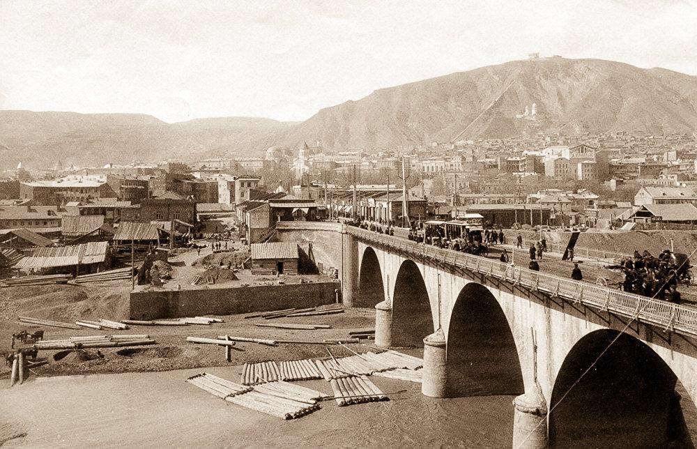 Сухой мост. Архивное фото
