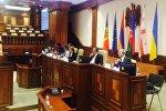 Заседание комитетов ПА Евронест