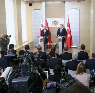 აბრეშუმის გზა და ბაქო-თბილისი-ყარსის რკინიგზა: საქართველოს და თურქეთის პრემიერ-მინისტრების განცხადება