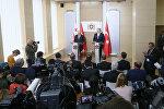 Шелковый путь и другие проекты обсудили премьеры Грузии и Турции