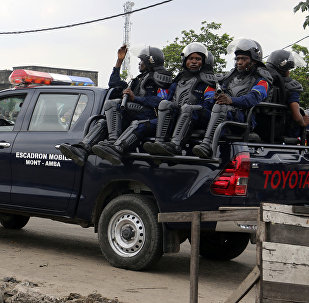კონგოს პოლიცია