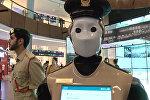 Робот-полицейский в Дубае
