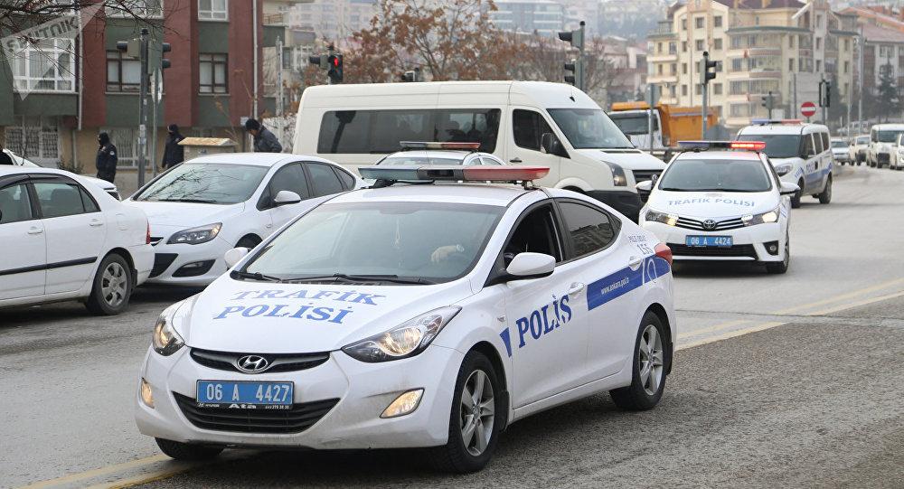 თურქული პოლიცია