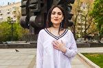 Верико Тухашвили исполнила гимн Грузии ко Дню независимости