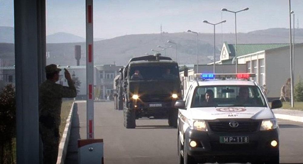 სამხედრო პოლიცია