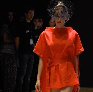 Как дизайнеры из Грузии и Казахстана удивили любителей моды в Баку